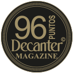 96 puntos, añada 1.955, Decanter Magazine 2.019