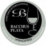 Silver Bacchus, vintage 2.014, Bacchus Awards 2.015, Spain
