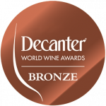 Bronze Medal, vintage 2.009, Decanter Awards 2.011, UK
