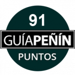 Guía Peñin 2017, 91 Point