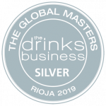 "Medalla de Plata, añada 2014, ""Rioja Masters 2019"" The Drinks Business"