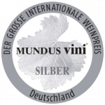 Sivel Medal, Mundus Vini 2.016, Germany