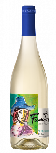 Faustino Art Collection Viura Chardonnay