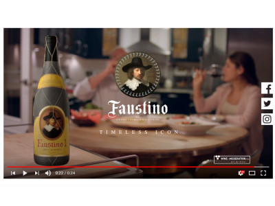 Captura Anuncio Faustino Around the World