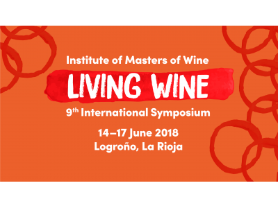 Living Wine en Logroño del 14 al 17 de junio de 2018. Institute of Masters of Wine